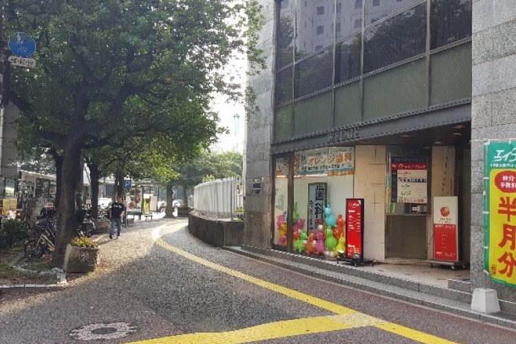 藤野クリニック 西鉄福岡駅からのアクセス