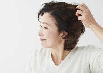 藤野クリニックの毛髪治療 画像
